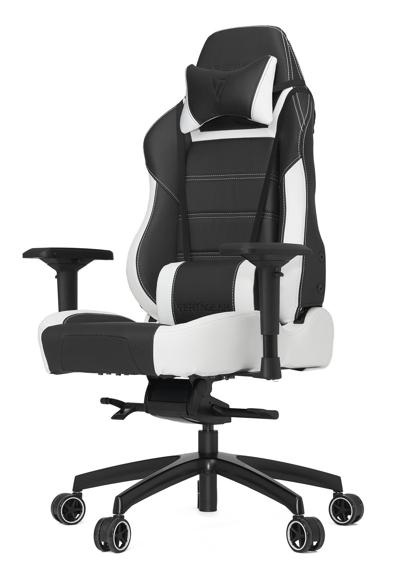 Геймерское кресло Vertagear Racing Series P-Line PL6000 Black/White