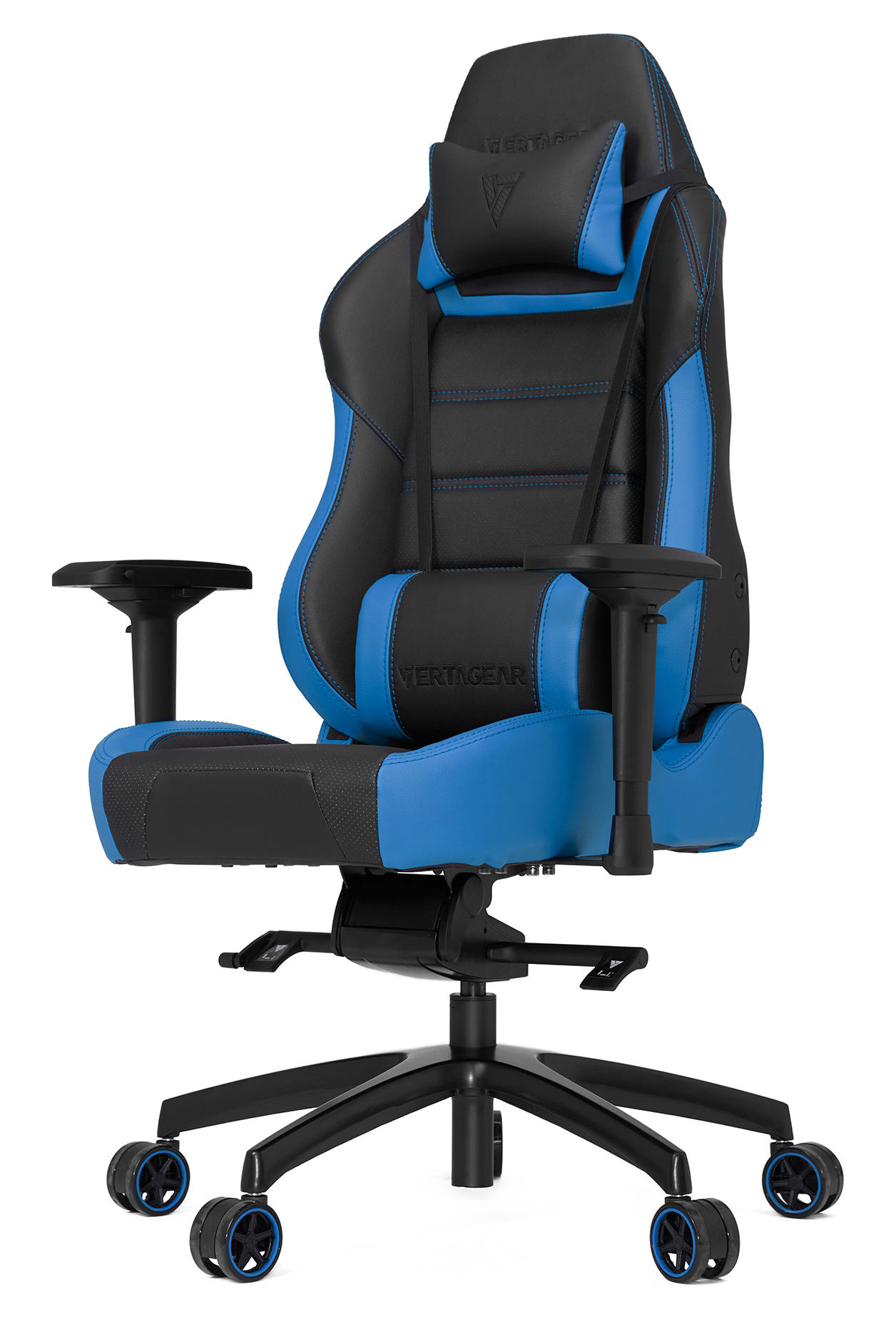 Геймерское кресло Vertagear Racing Series P-Line PL6000 Black/Blue