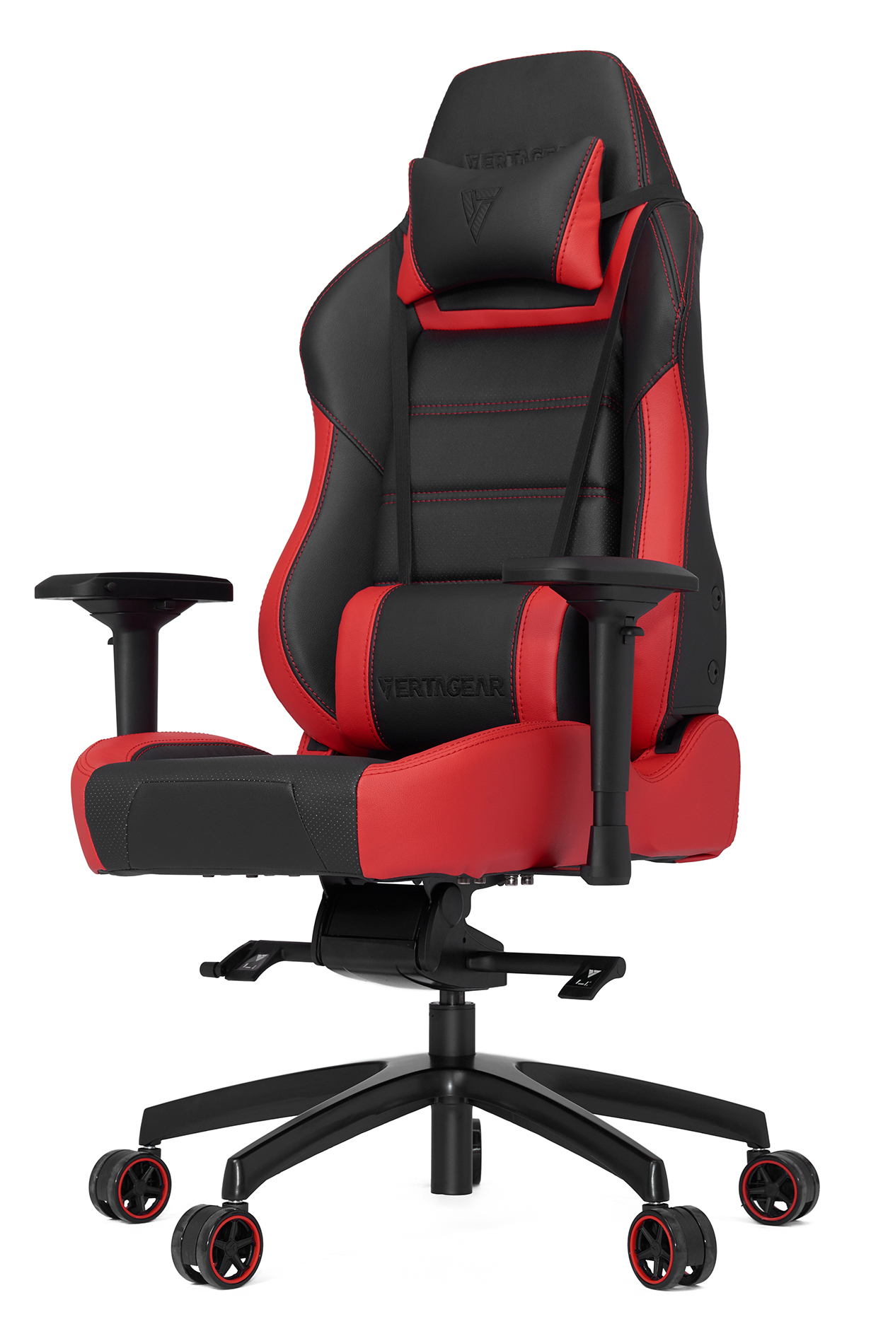 Геймерское кресло Vertagear Racing Series P-Line PL6000 Black/Red