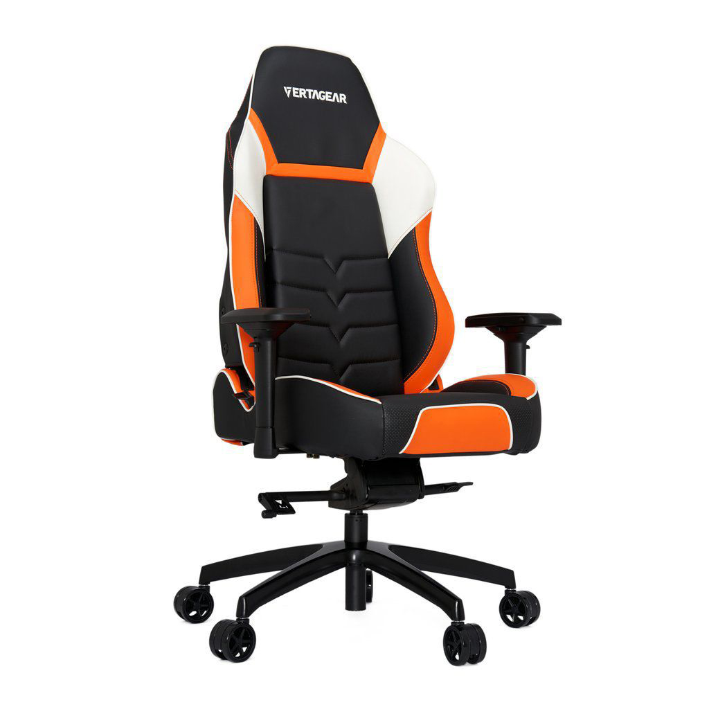 Геймерское кресло Vertagear Racing Series P-Line PL6000 Black/Orange