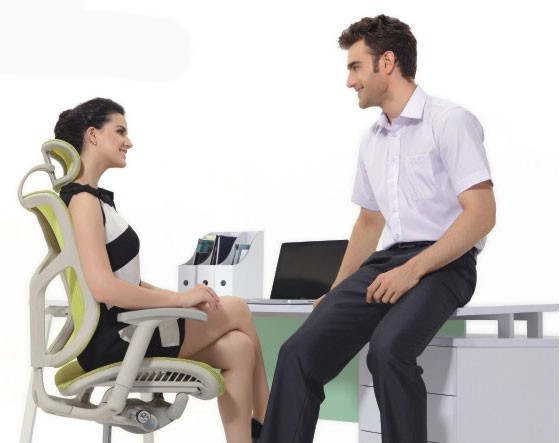 Эргономичное кожаное кресло Expert Star