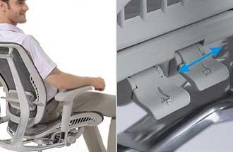 Сиденье кресла Expert Spring с подножкой