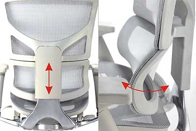 Спинка кресла Expert Sail