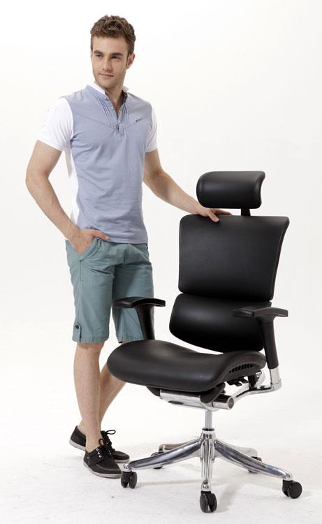 Особенности кресла Expert Sail Leather