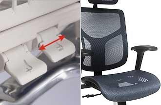 Сиденье кресла Expert Star с подножкой
