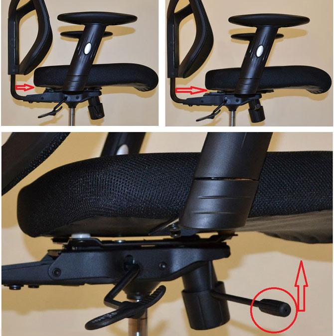 Сиденье кресла Expert Star Euro
