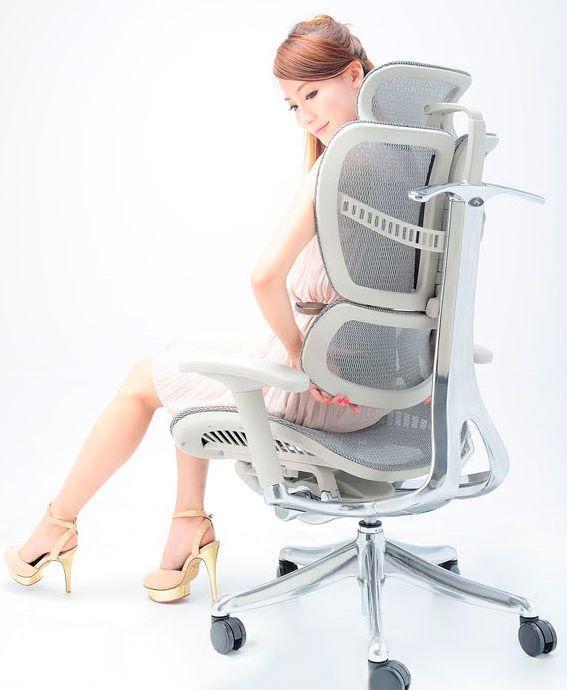 Эргономичное кожаное кресло Expert Fly