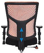 Спинка кресла Expert Star Euro